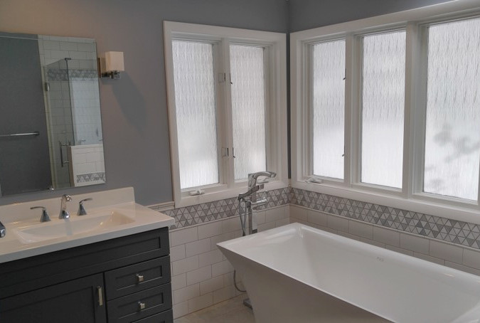 Bathroom renovation West Irondequoit NY 04