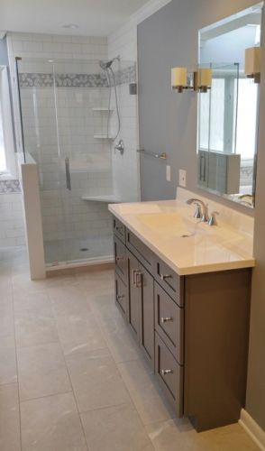Bathroom renovation West Irondequoit NY 06