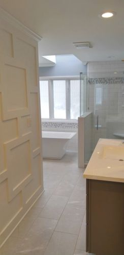 Bathroom renovation West Irondequoit NY 02
