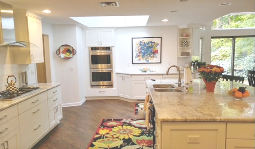 Kitchen renovation Pittsford NY 02