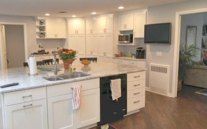 Kitchen renovation Pittsford NY 05