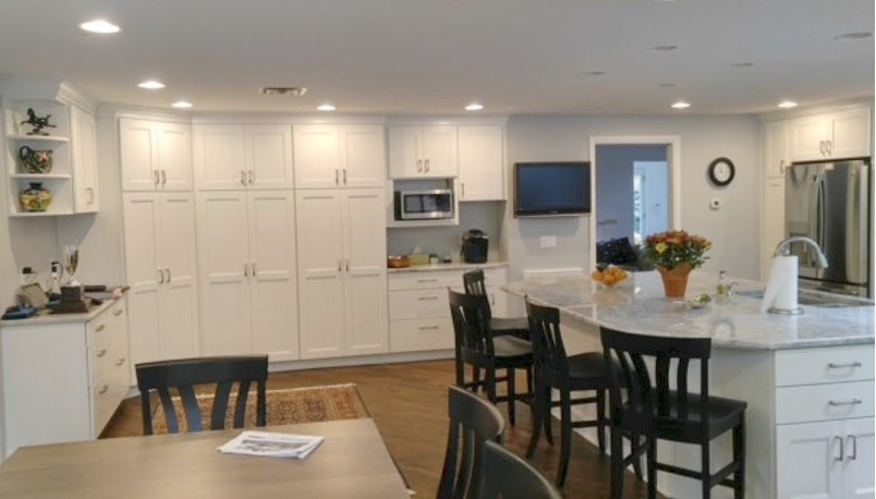 Kitchen renovation Pittsford NY 06